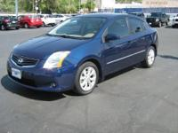 2010 Nissan Sentra SL Sedan with 55,159 miles, Alloy