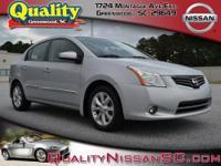 ***READY TO DRIVE***2010 Nissan Sentra 2.0 SL At