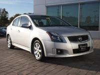 JUST TRADED 1 OWNER CARFAX Buy Smart Nissan Certified