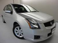 Nissan Sentra! It not only has plenty of zip, but also