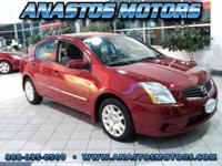 2010 Nissan Sentra, 43,000 miles, Clean CarFax, New