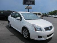 This 2010 Nissan Sentra 2.0 SR is offered to you for