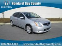 Honda of Bay County presents this CARFAX 1 Owner 2010