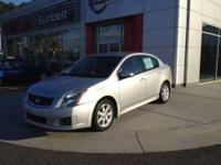 This outstanding example of a 2010 Nissan Sentra 4dr