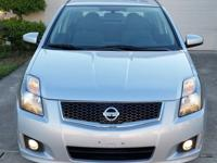 2010 NISSAN SENTRA SRGREAT CONDITION, RUNS, DRIVES AND