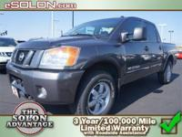 2010 Nissan Titan Crew Cab Pickup PRO-4X Our Location