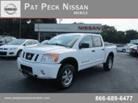 Pat Peck Nissan Mobile presents this 2010 NISSAN TITAN