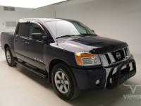 This 2010 Nissan Titan SE Crew Cab 2WD with only 21454