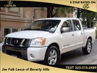 Options:  2010 Nissan Titan|White|I Am A Beverly Hills