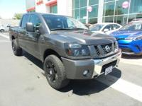 New Arrival! This 2010 Nissan Titan SE, has a great