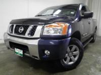 Exterior Color: dark blue, Body: Extended Cab Pickup