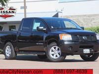 2010 Nissan Titan  Options:  Rear Wheel Drive| Power