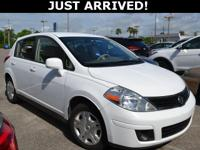 This Versa features:Clean CARFAX. 32/24 Highway/City