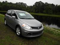 1 Owner Perfect CarFax! Very InExpensive Nissan Versa!