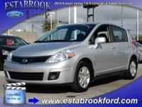 The 2010 Nissan Versa may not be the most exciting