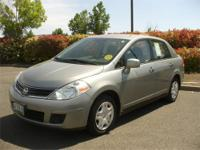 2010 NISSAN Versa Sedan 4DR SDN I4 AUTO 1.8 S Our