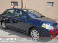 2010 Nissan Versa Sedan S Sedan 4D Our Location is: