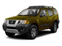 Options:  2010 Nissan Xterra Off-Road|Red/|V6 4.0L