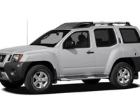 Options:  2010 Nissan Xterra S|Miles: 81531Color: