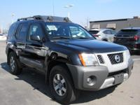 Introducing the 2010 Nissan Xterra! The safety you need