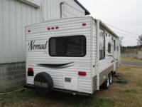 Here is ideal little camper ... weighs only 4300 lbs.