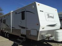 32FT WANDERER TRAILER DESIGN M-289 BY SKYLINE CORP. ***