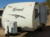 2010 SKYLINE NOMAD MICRO 182 EXCELLENT CONDITION