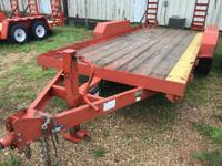 2010 Other JC1614E JC1614E TRAILER Equipment Trailers
