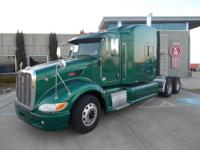 Fleet Maintained 2010 Peterbilt 386 with Original
