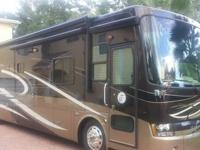 Beautiful, top of line Tiffin 40QTH Phaeton 2010 for