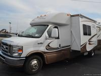 2010 PHOENIX CRUISER,has an onan 4 kw generator,one