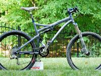 Up for sale is my '10 Pivot Mach5. The bike is in