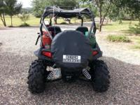 2010 Polaris RZR-S, Street Legal, With Tilt Trailer.