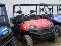 . Make: Polaris Mileage: 2,926 Mi Year: 2010 Condition:
