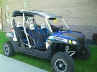 Description Make: Polaris Mileage: 1,084 miles Year: