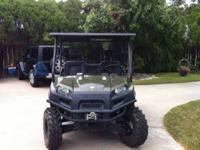 2010 Polaris Ranger XP 800 Powersport This Polaris has