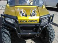 2010 Polaris Razor in Excellent Condition- - Black and