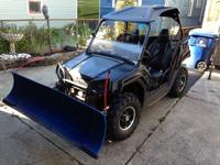 2010 Polaris RZR 800 EFI comes with the following