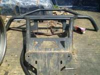 used Front Bumper for polaris ranger rzr, 125 OR BEST