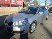 Options:  2010 Pontiac G6|Our 2010 Pontiac G6 Sedan In