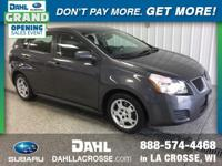 New Price! 2010 Pontiac Vibe Great Miles!, Air