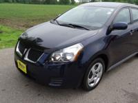 Options Included: N/A2010 PONTIAC VIBE HATCHBACH,