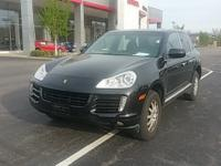 Clean CARFAX. Black 2010 Porsche Cayenne AWD 6-Speed
