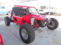 2010 Predator Dune Buggy X18 - This red ride is ready