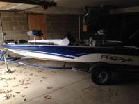2010 Pro-craft 165 Super Pro Bass Boat 165. 2010