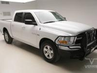 This 2010 Ram 1500 SLT Crew Cab 4x4 with only 20950
