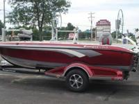 SOLD!!! This 2010 Ranger 618T features an Evinrude 90