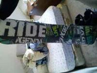 I have a 2010 ride agenda snowboard with 2011 forum