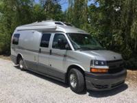 2010 Roadtrek 210 Versatile - 3500 Chevrolet Express