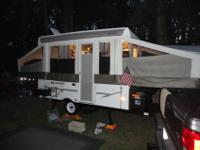 2010 Rockwood Tent trailer bought in 2010 as a left